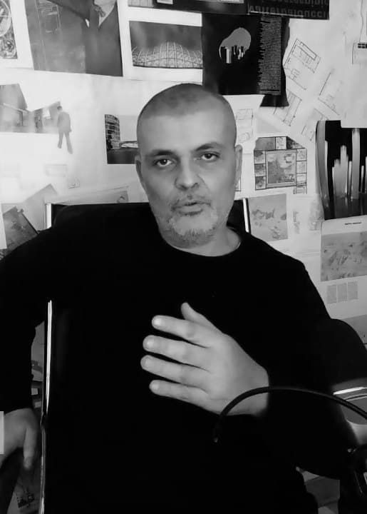 Giovanni Messina. Maestro delle architetture immersive.
